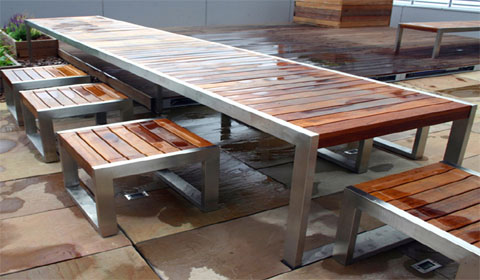Stainless Steel Hotel Furniture Manufacturers